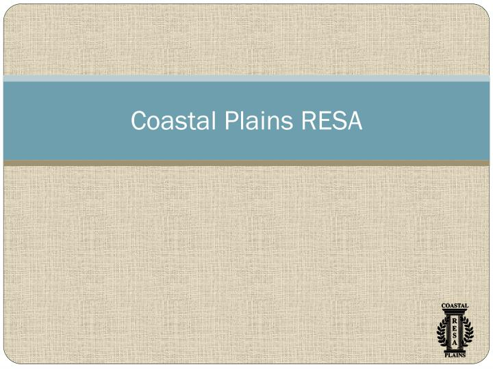 Coastal Plains RESA