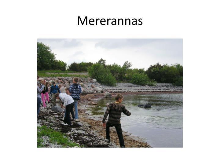 Mererannas