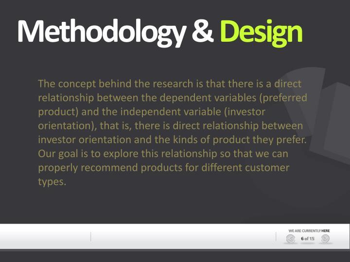 Methodology &