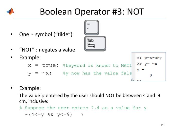 Boolean Operator #3: NOT