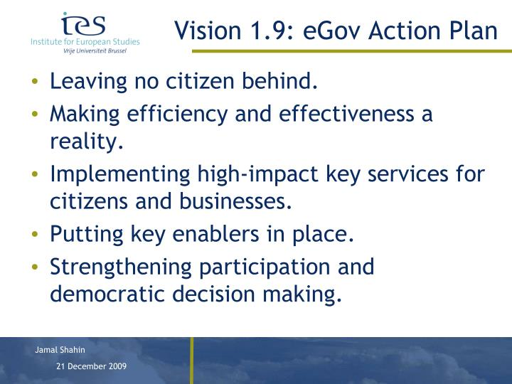 Vision 1.9: