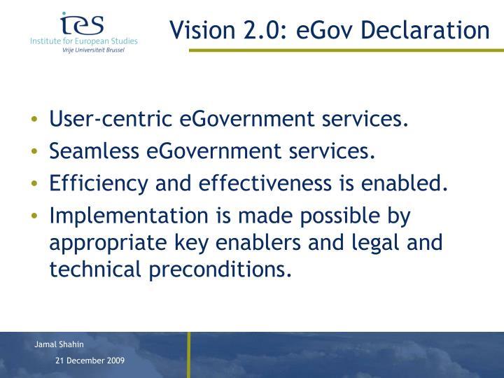 Vision 2.0: