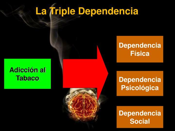 La Triple Dependencia