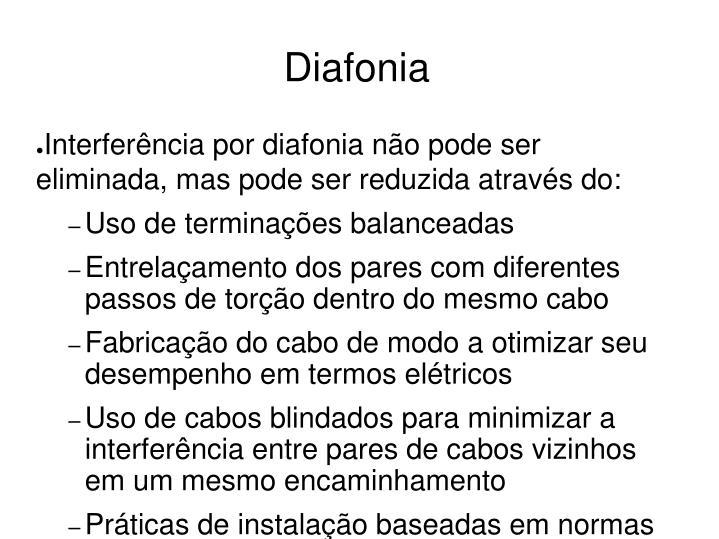 Diafonia