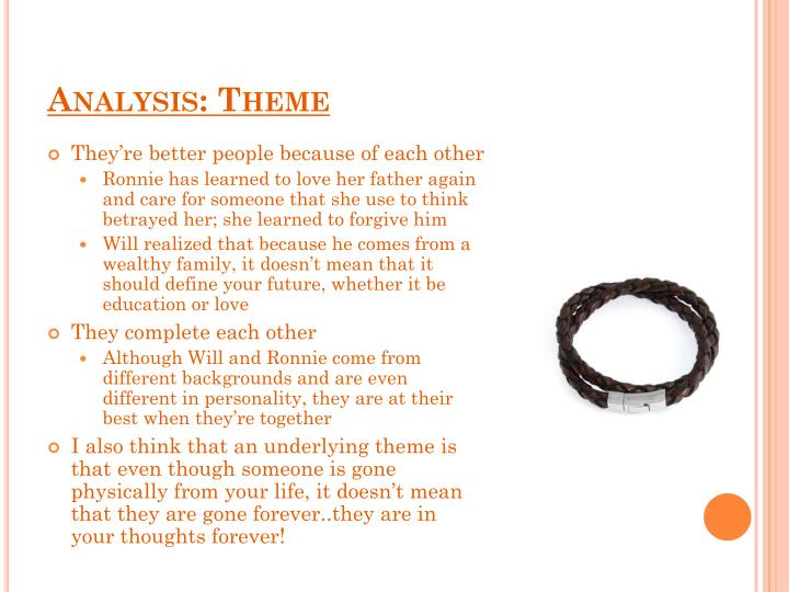 Analysis: Theme