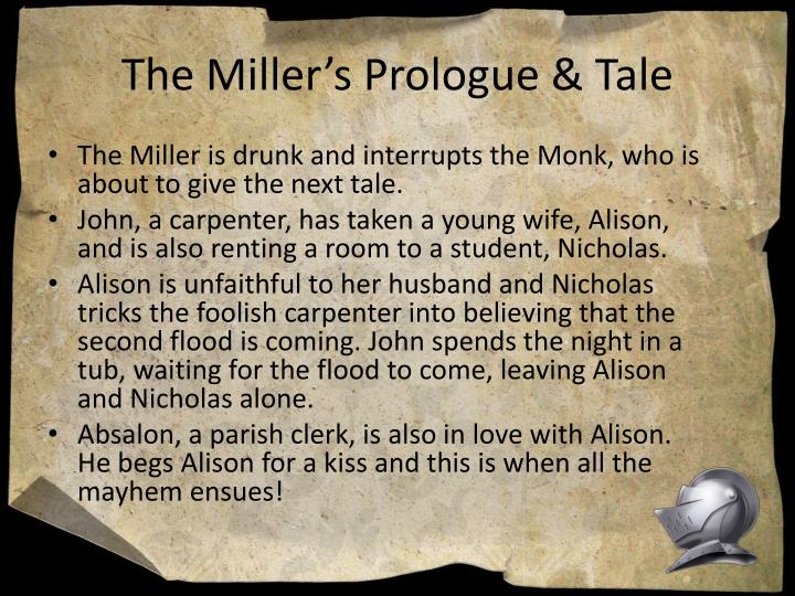 the millers prologue and tale online dating