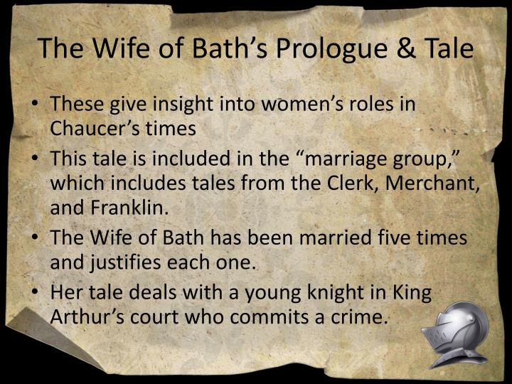 the wife of bath from the Search for the wife of bath on amazoncom share this rating title: the wife of bath (18 sep 2003) 77 /10 want to share imdb's rating on your own site use the.