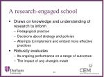 a research engaged school