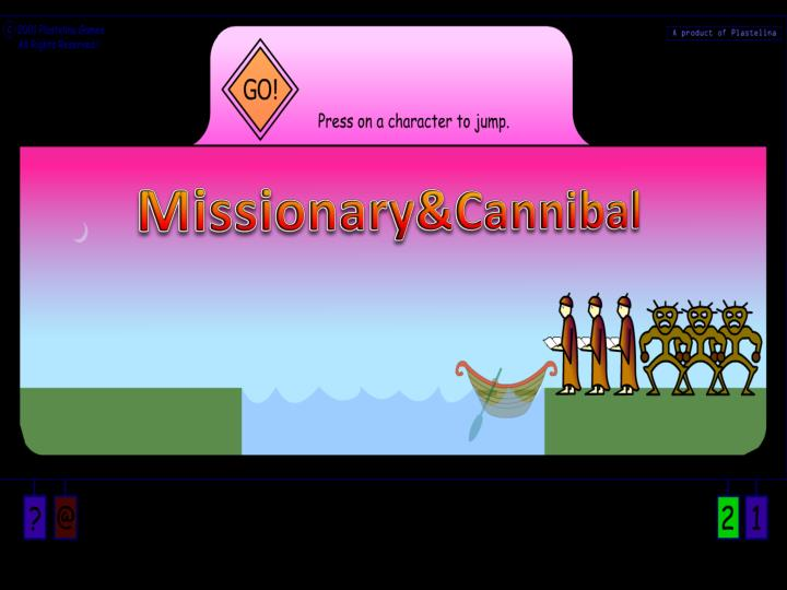 Missionary&Cannibal