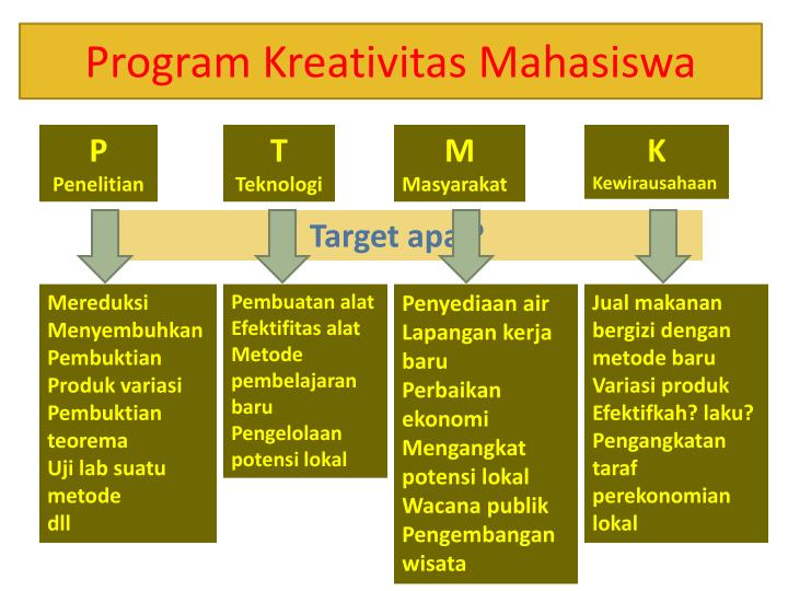 Program kreativitas mahasiswa1