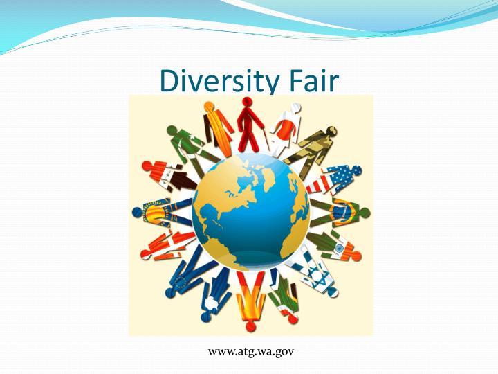 Diversity Fair