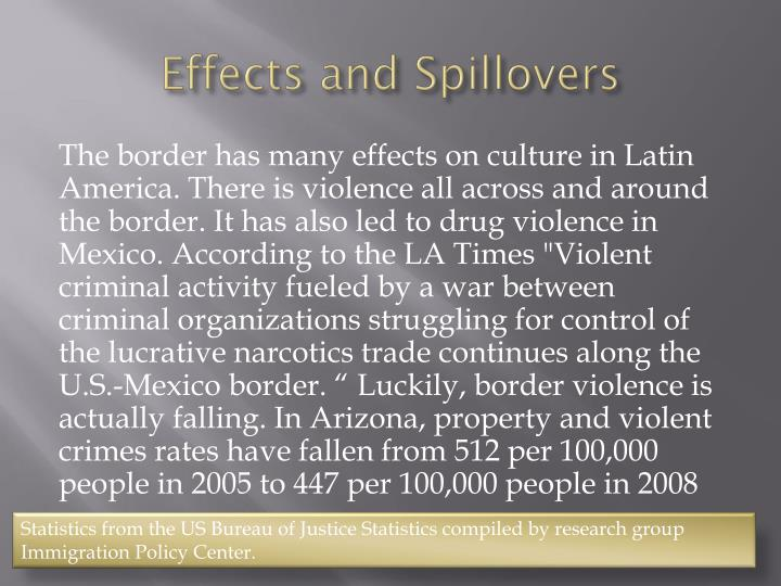 Effects and Spillovers