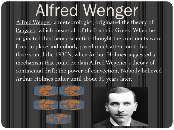 Alfred Wenger