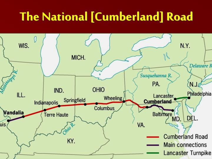 The National [Cumberland] Road