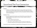 sound and the fury connection2