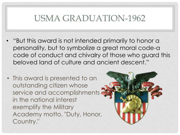 USMA Graduation-1962