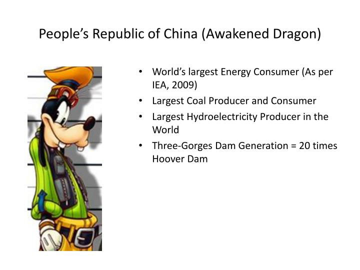 People's Republic of China (Awakened Dragon)