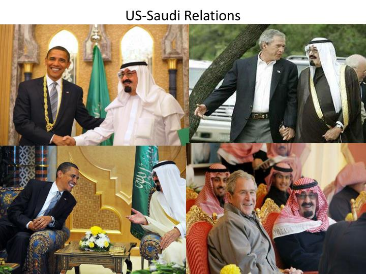 US-Saudi Relations
