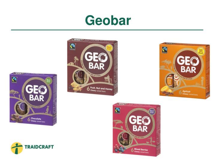 Geobar