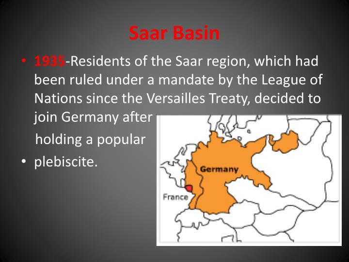 Saar Basin