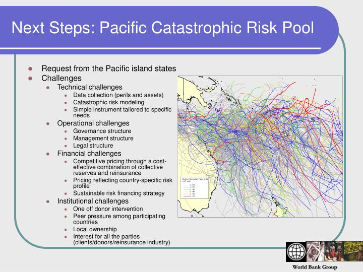 Next Steps: Pacific Catastrophic Risk Pool
