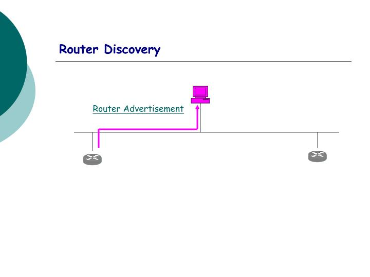 Router Discovery