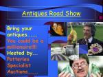 antiques road show