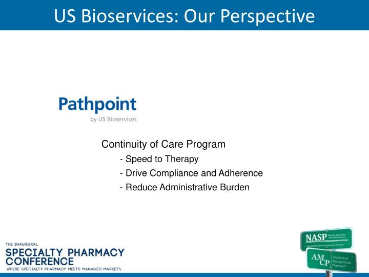 US Bioservices: Our Perspective