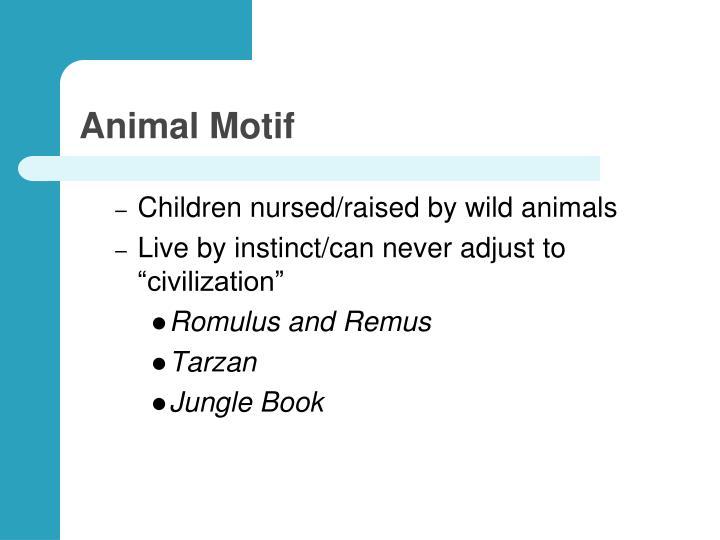 Animal Motif