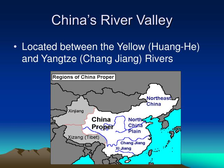 China's River Valley