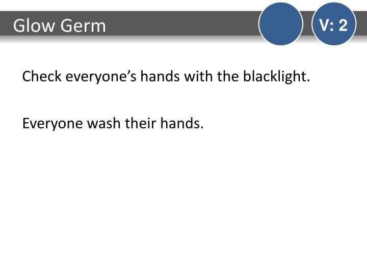 Glow Germ