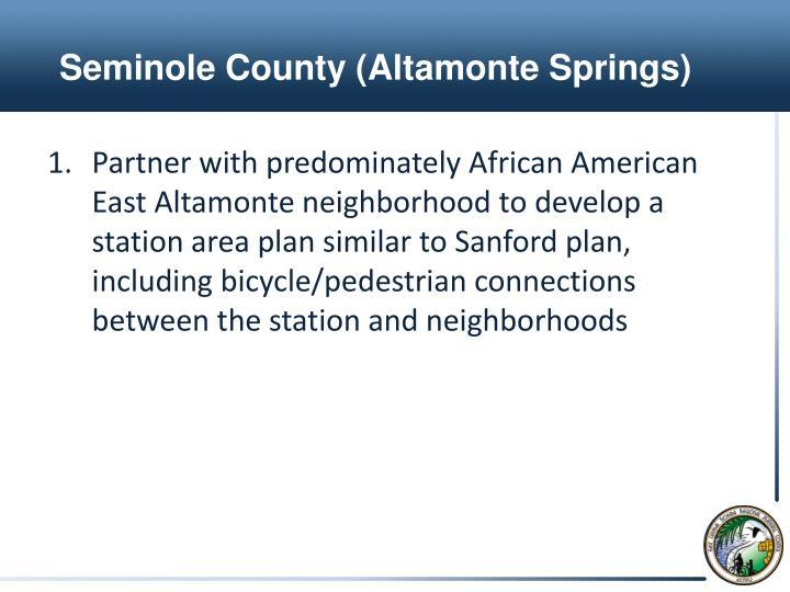 Seminole County (Altamonte Springs)