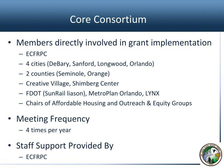 Core Consortium