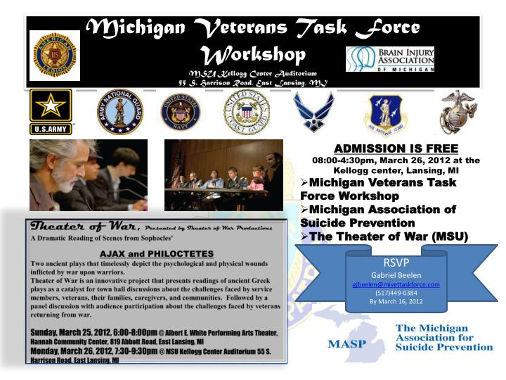 Michigan Veterans Task Force