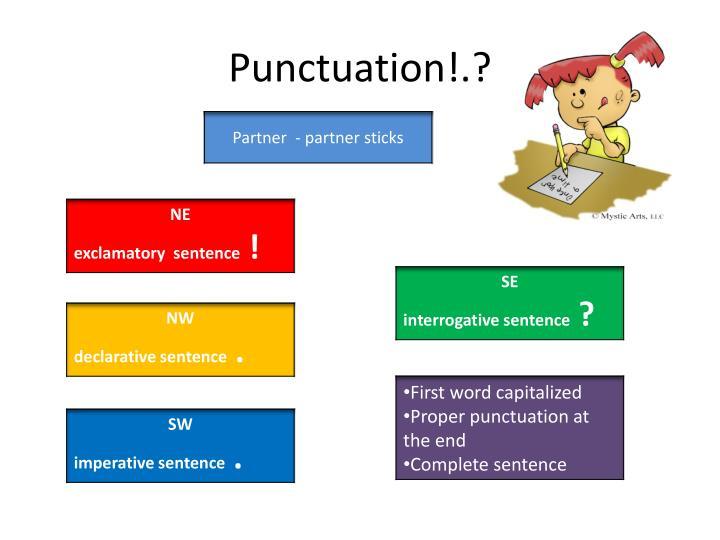 Punctuation!.?
