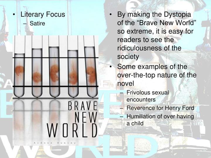 Literary Focus