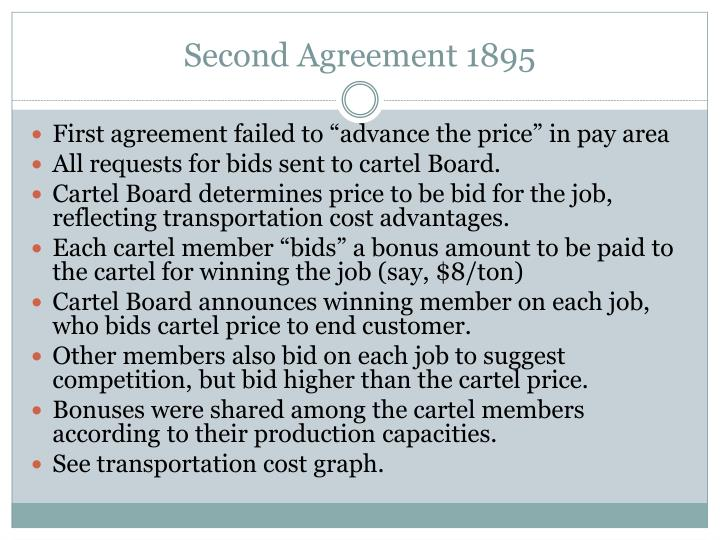 Second Agreement 1895