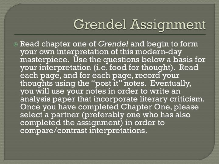 Grendel