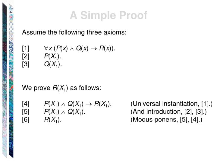 A Simple Proof
