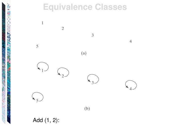 Equivalence Classes