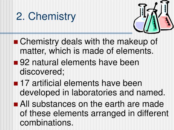 2. Chemistry