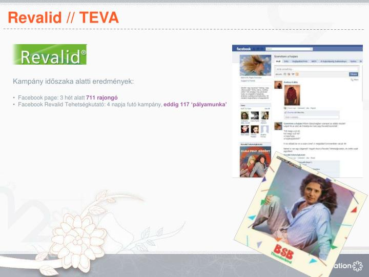 Revalid // TEVA
