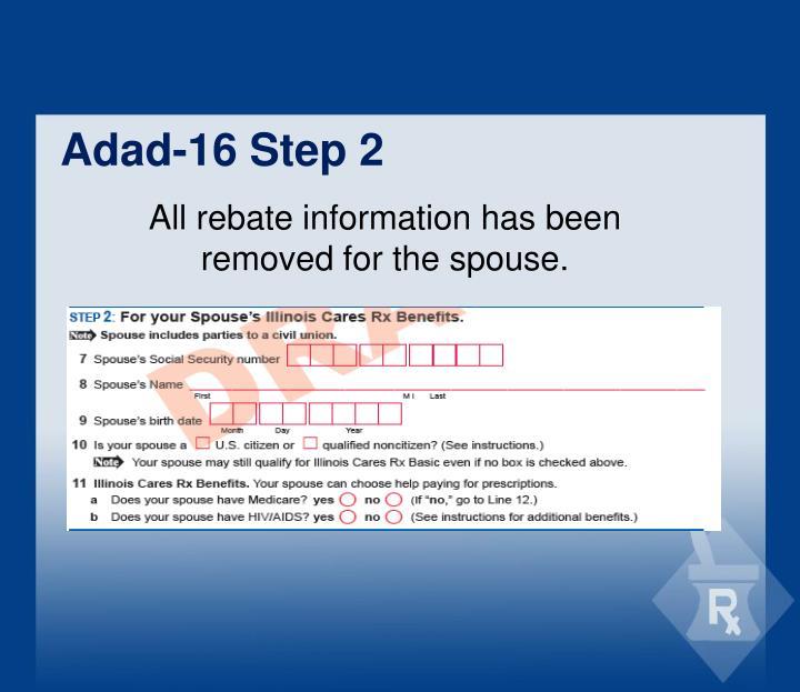 Adad-16 Step 2