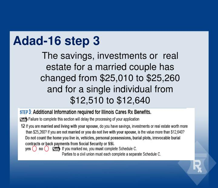 Adad-16 step 3