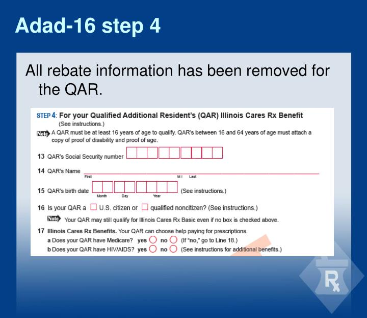 Adad-16 step 4