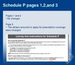 schedule p pages 1 2 and 3