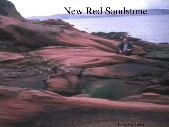 New Red Sandstone