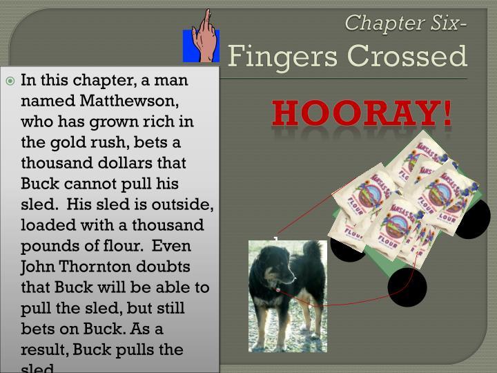 Chapter Six-