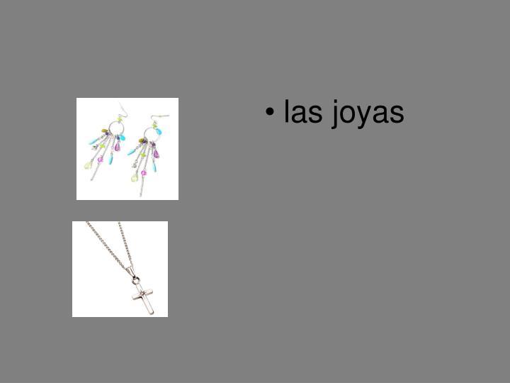 las joyas