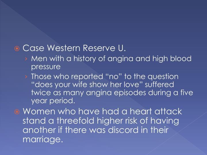 Case Western Reserve U.